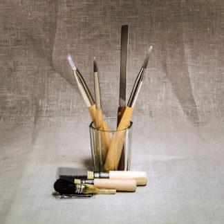 Gilding tools